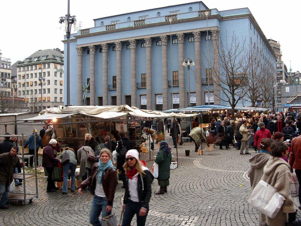 Stockholm Suede