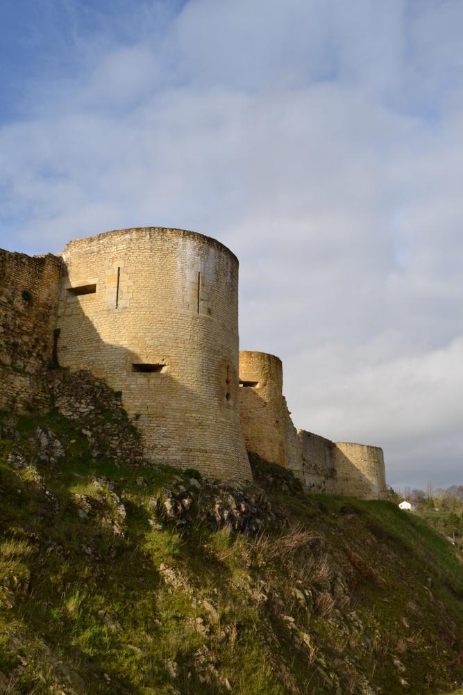 visite ludique chateau Falaise