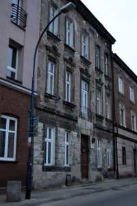 ancien ghetto de Cracovie