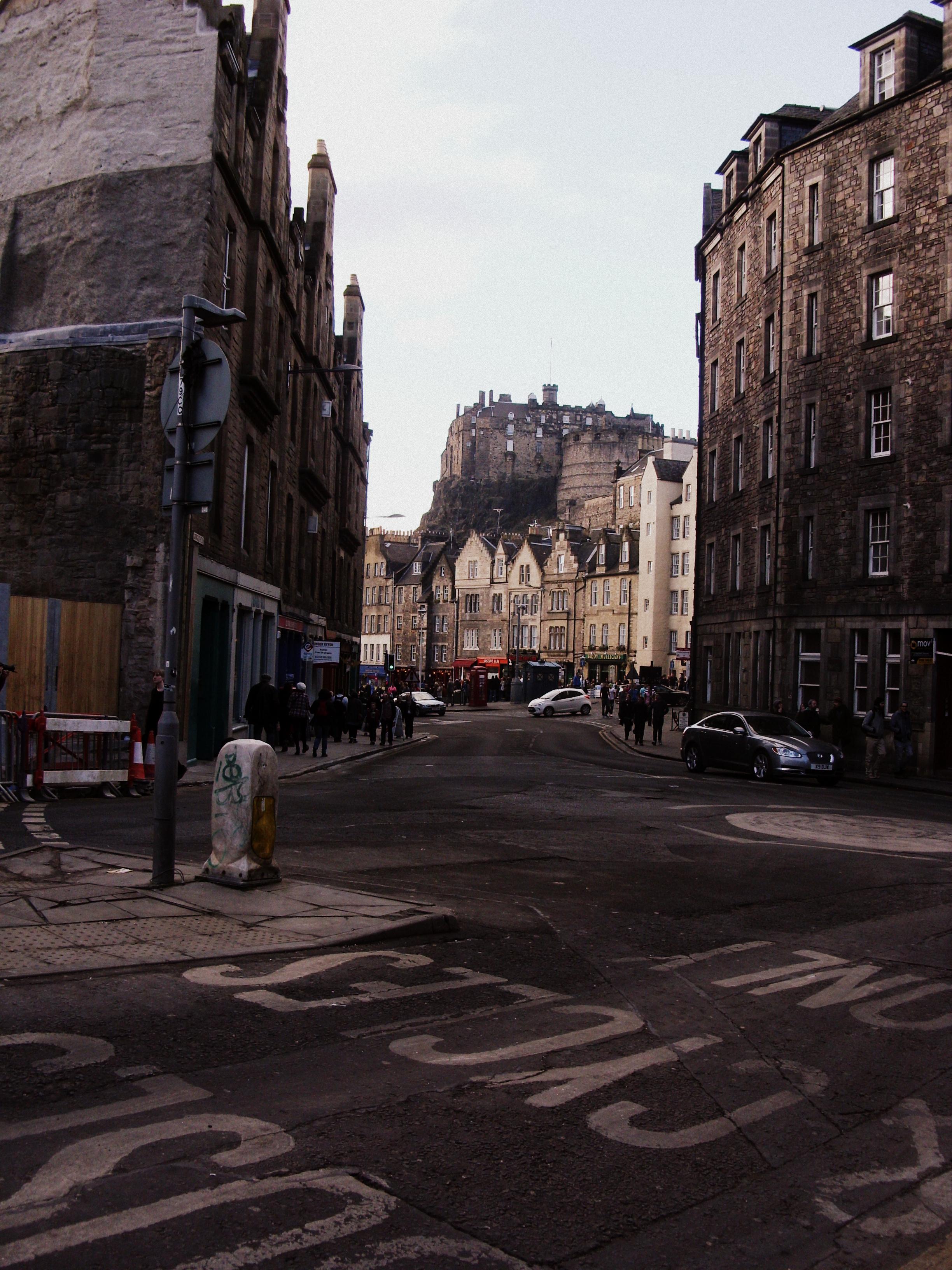 Une ville, cinq clichés – Edimbourg – Ecosse