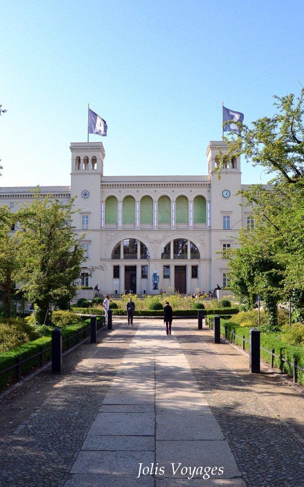 Berlin en cinq musées