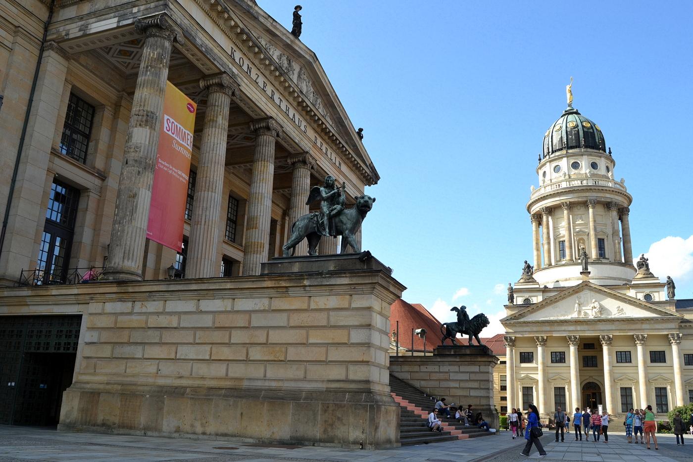 Berlin les lieux incontournables