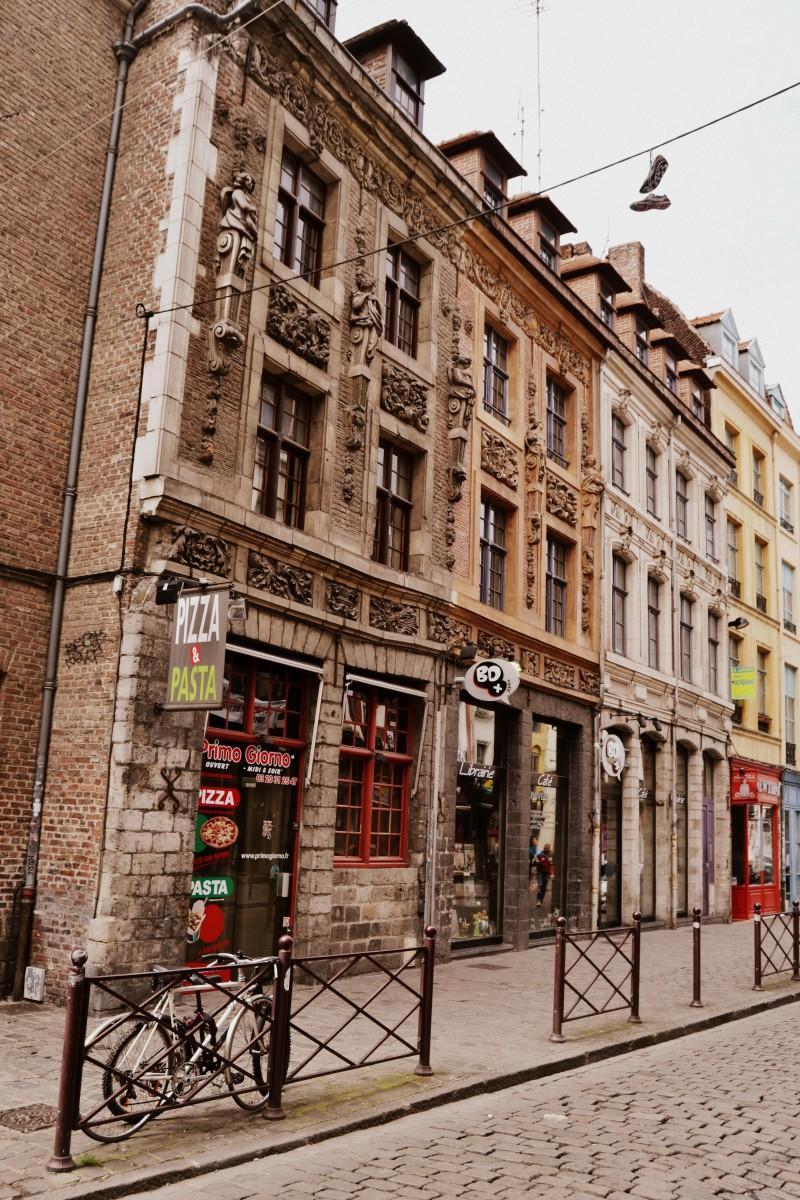 Les jolies rues de Lille