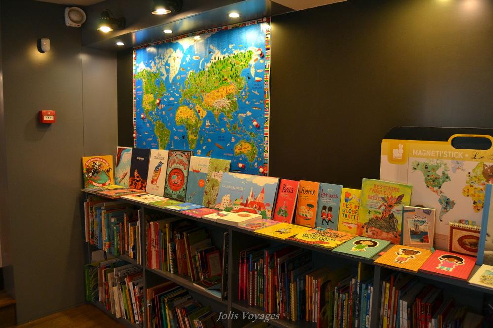 librairie du voyage Paris