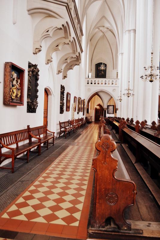 Eglise Ste Marie de Berlin
