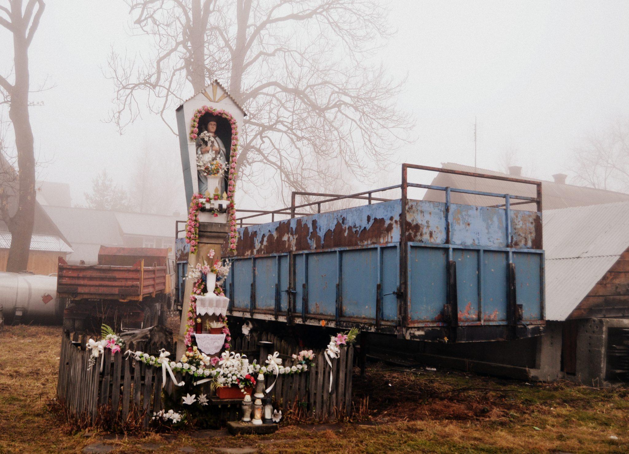 Balade photographique à Chocholow, petit village de Pologne