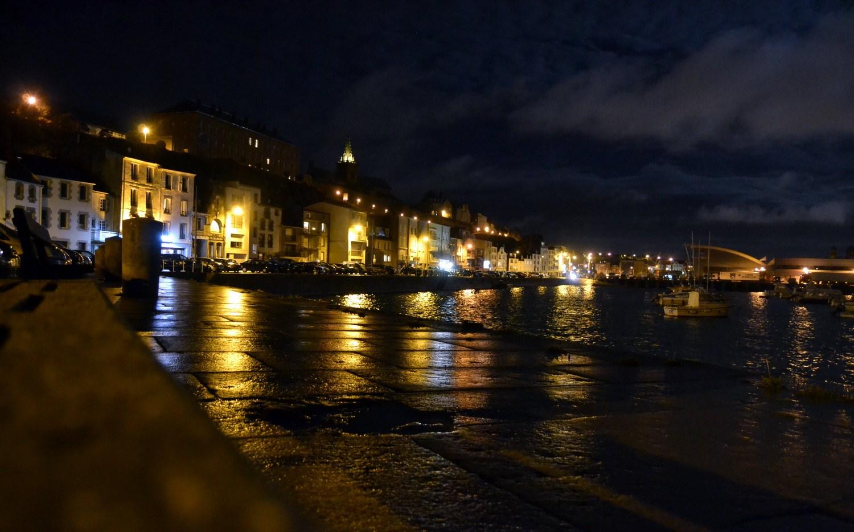 Port de Granville de nuit (2) 6 idées de lieux à voir dans le Cotentin