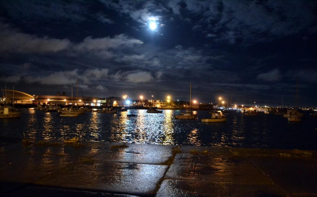 Port de Granville de nuit (3) 6 idées de lieux à voir dans le Cotentin