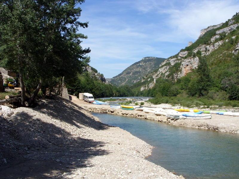 Les gorges du Tarn et La Malène (2)