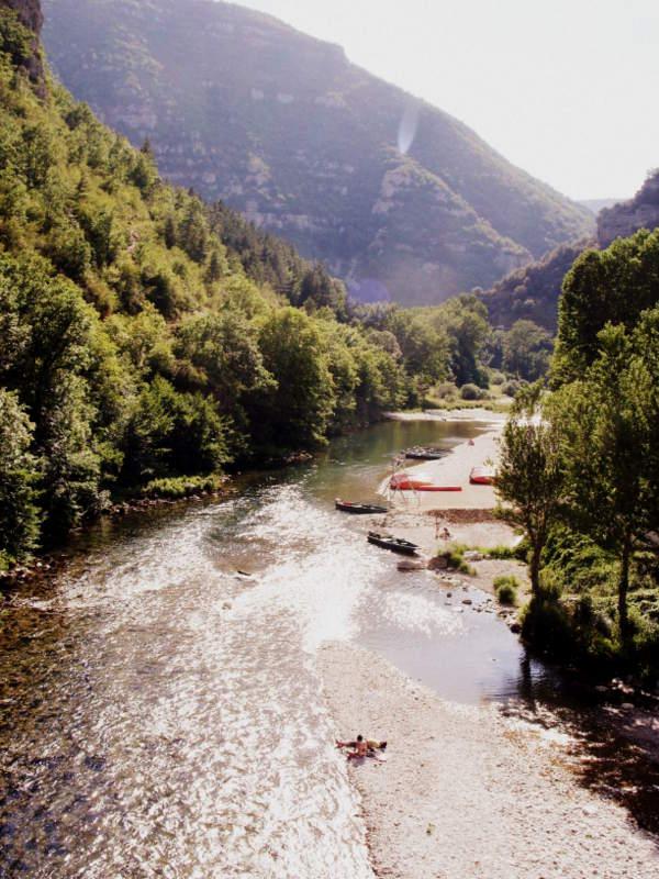 Les gorges du Tarn et La Malène (6)