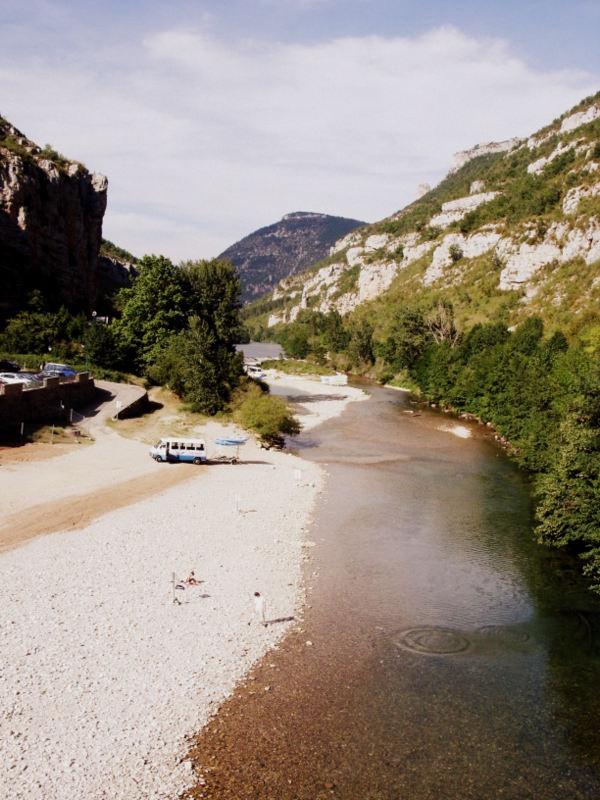 Les gorges du Tarn et La Malène (7)