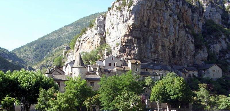 Les gorges du Tarn et La Malène (8)