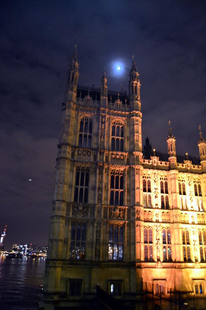 Big Ben by night (3)