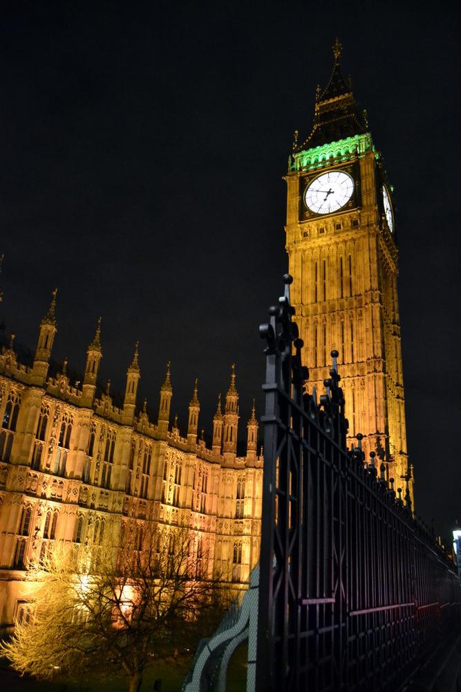 Big Ben by night (4)
