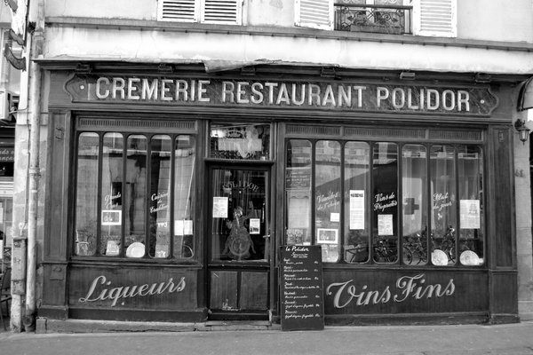Balade photographique à St Germain des Prés