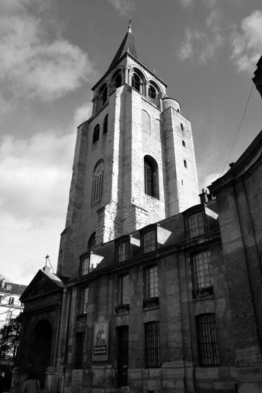 balade photographique a St Germain des Pres