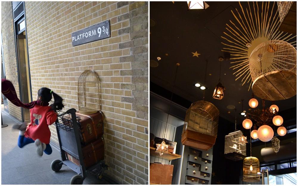 boutique Harry Potter