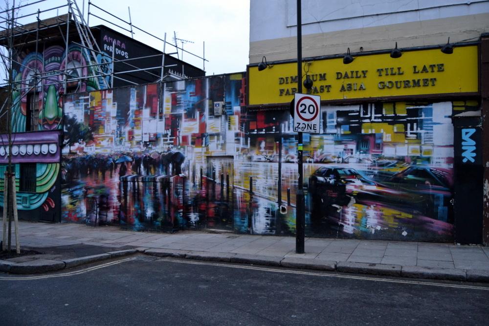 street art Camden Town Londres (2)