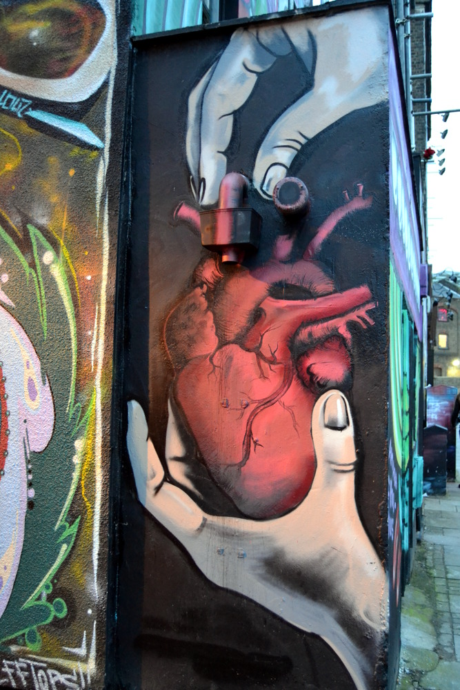 street art Camden Town Londres (3)