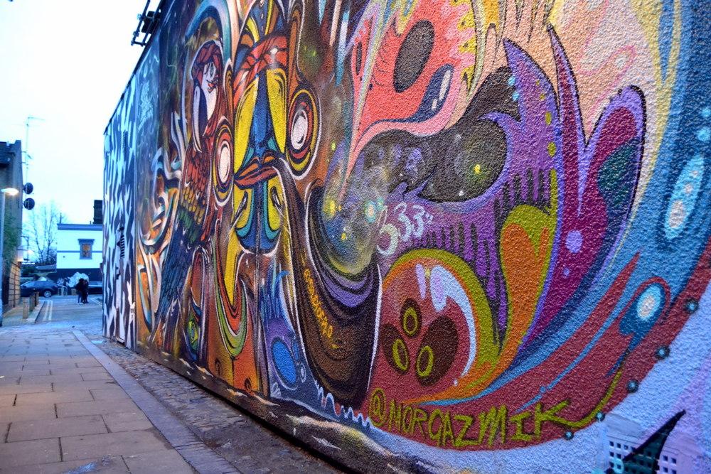 street art Camden Town Londres (4)
