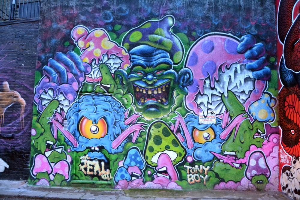 street art Camden Town Londres (5)