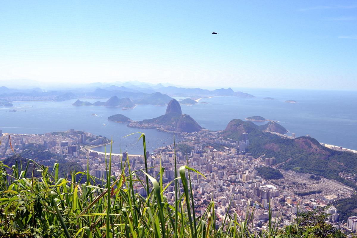 premières impressions sur Rio