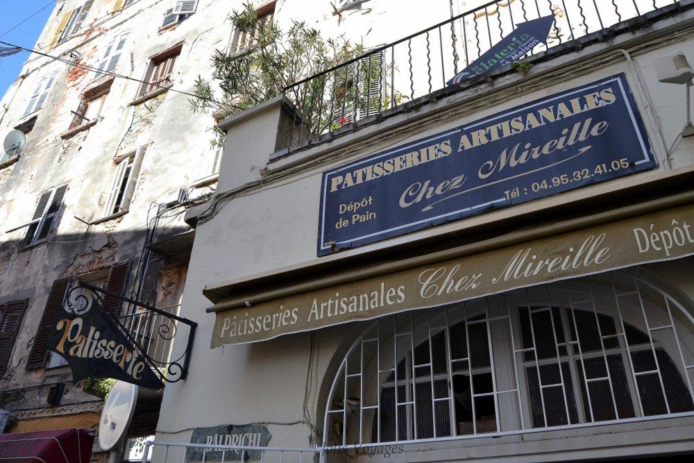 Chez Mireille Bastia