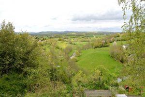 Sainte Suzanne en Mayenne