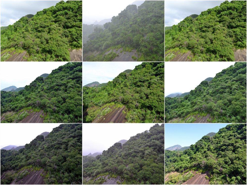 douze expériences à Rio