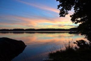 balade photographique Lac des Settons