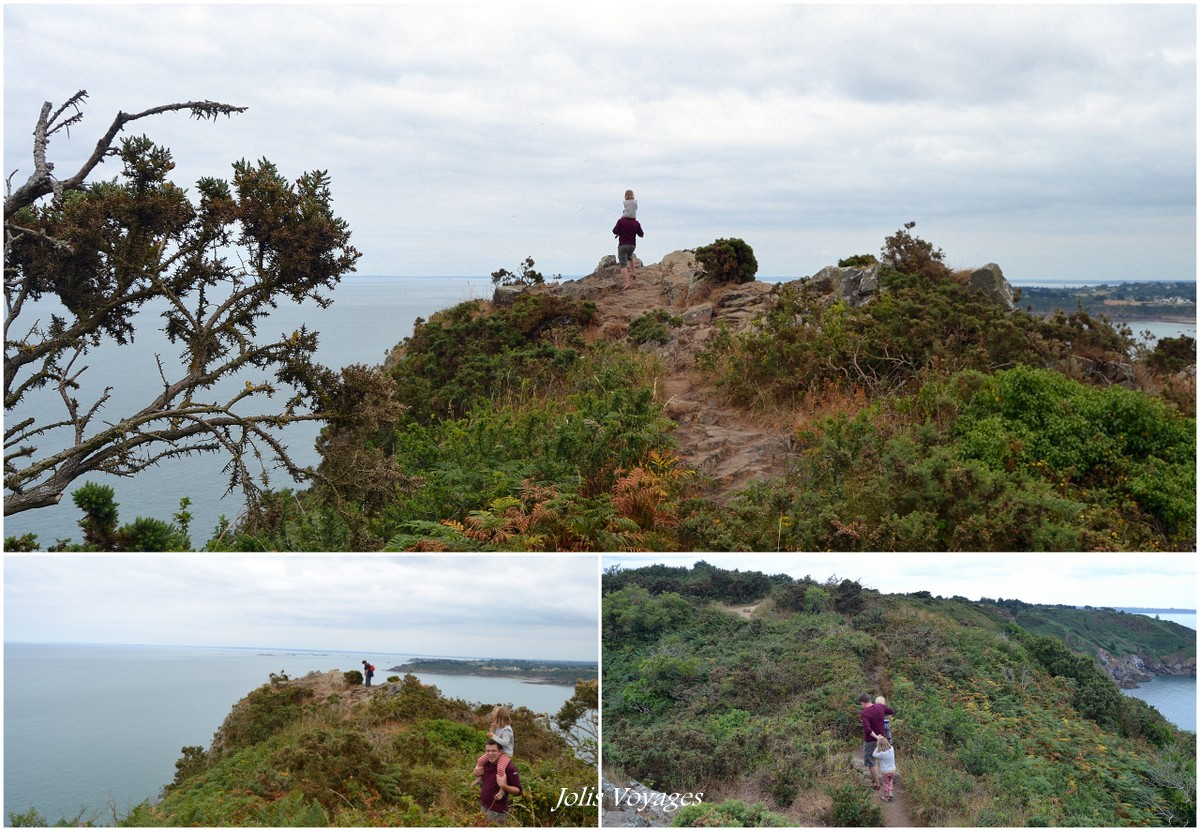 sentier des falaises de Plouha
