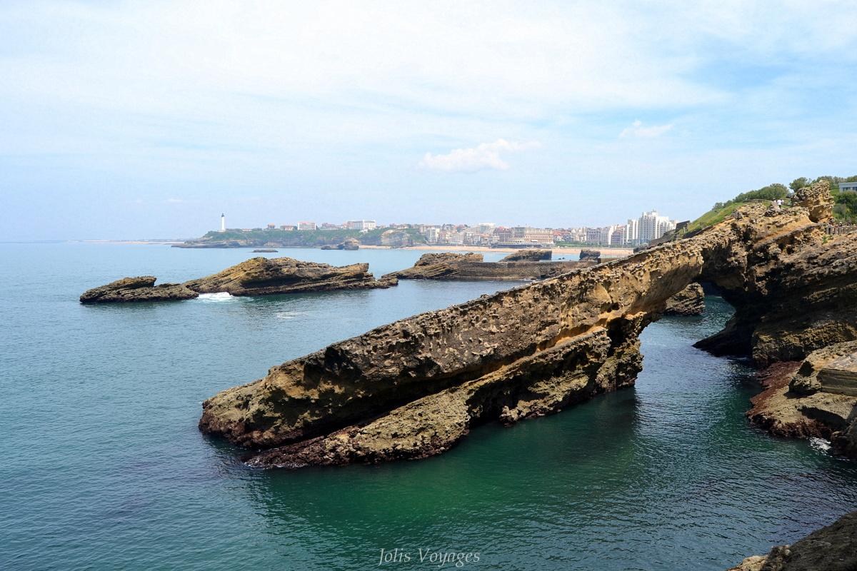 visiter le phare de Biarritz
