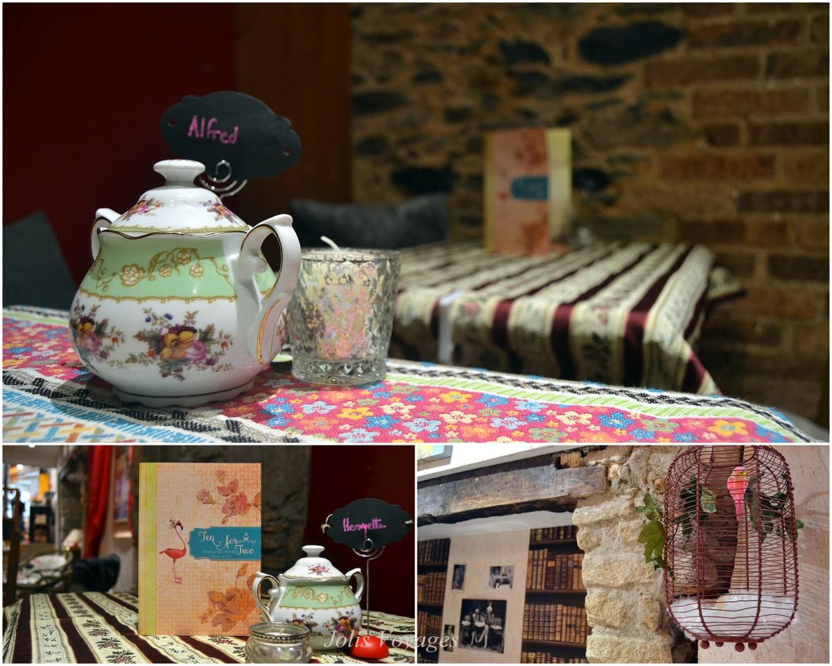 Tea For Two le salon de thé de Laval