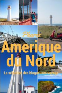 Phares du Monde Amerique du Nord