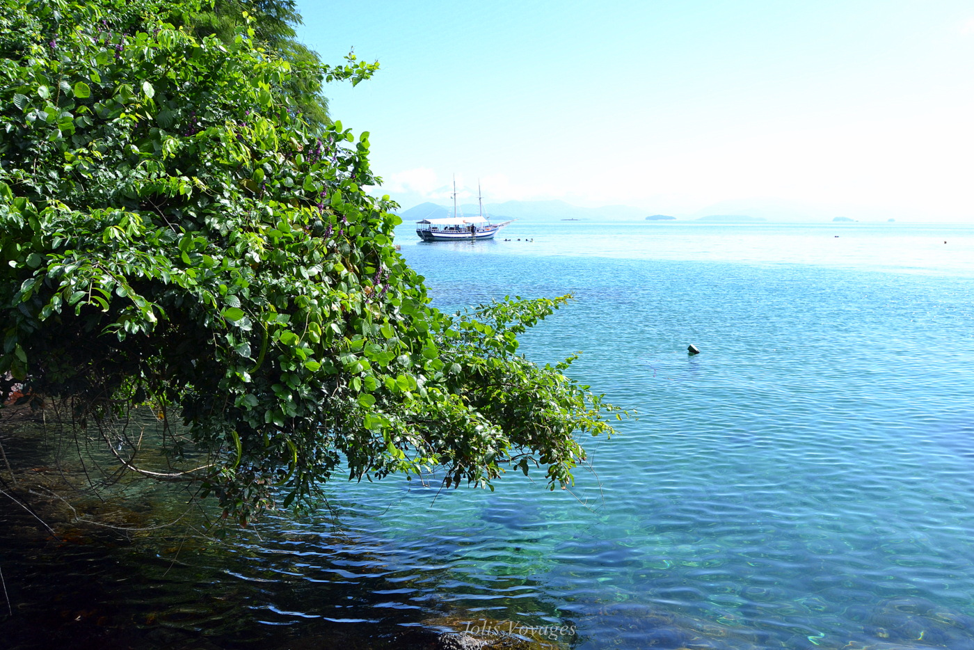 Deux jours a Ilha Grande
