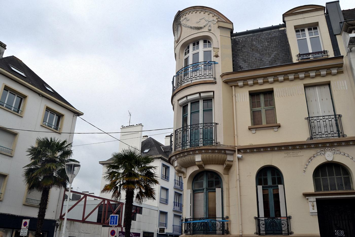nouvelle vie à Lorient