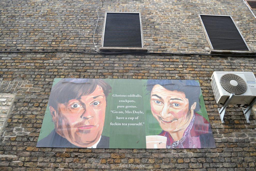 les rues de Dublin