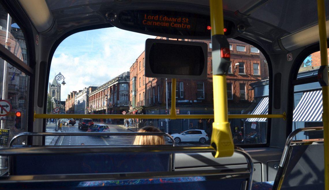 Dublin : éloge de la rue