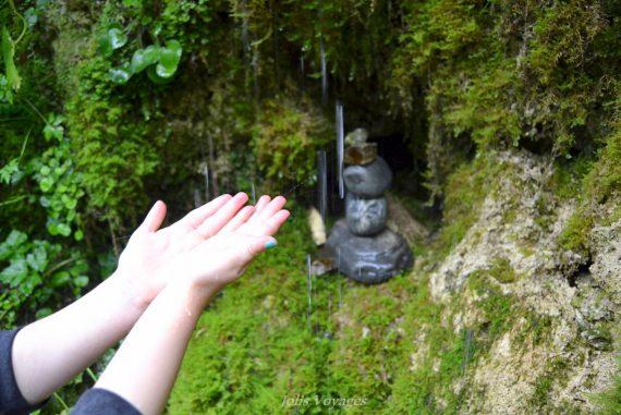 Visiter en famille les Gorges de Kakuetta